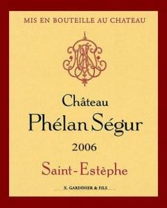 Шато Phelan Segur (Фелан-Сегюр)