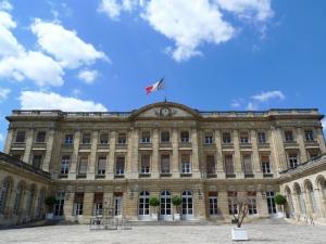 Достопримечательности Бордо - Дворец Рохана